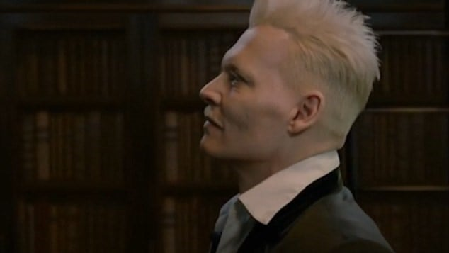 Warner Brothers Is Reportedly Reconsidering Johnny Depp's Casting In 'Fantastic Beasts 3'