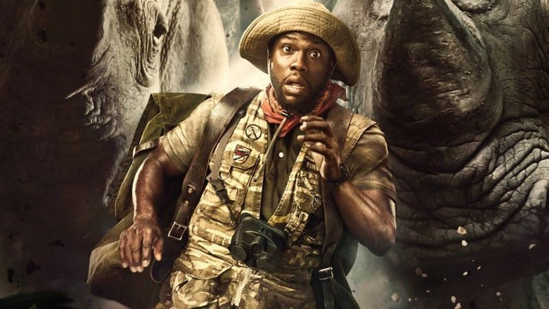 Kevin Hart Discusses Taking The Game To The Next Level In 'Jumanji 3'
