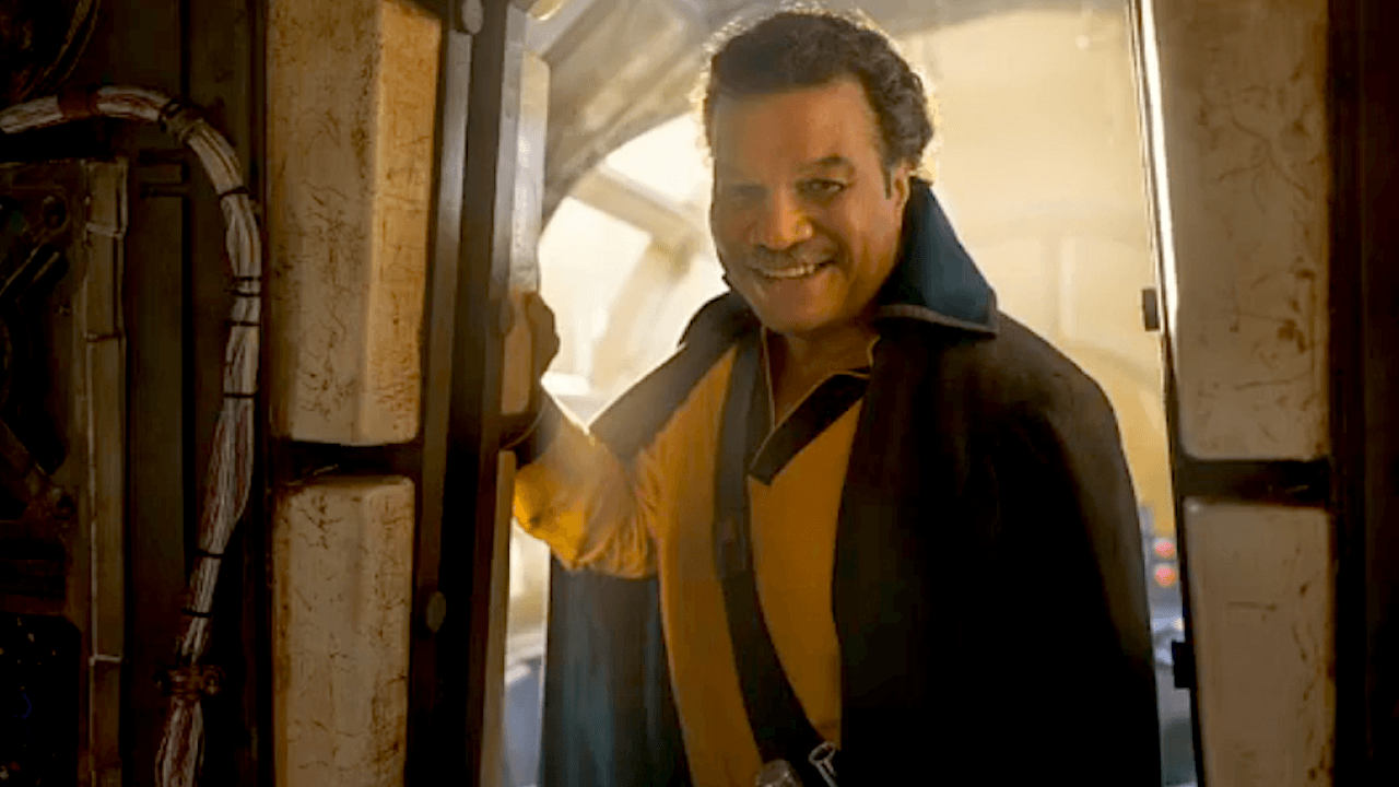 Rise of Skywalker Visual Dictionary Ties Up A Familial Loose Thread Concerning Lando Calrissian