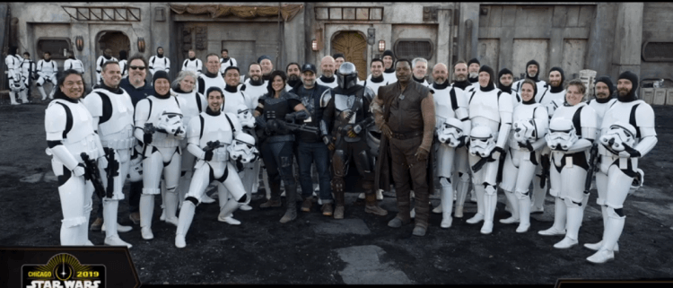 Pedro Pascal, Gina Carano, And Carl Weathers Discuss Their Characters On 'The Mandalorian'