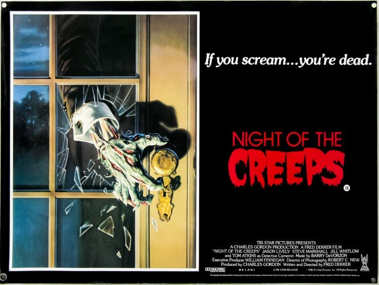 Throwback Thursday: 'Night Of The Creeps' (1986)