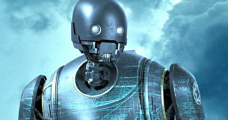 Alan Tudyk Breaks His Silence Regarding K-2SO's Return In The Disney+ 'Rogue One' Prequel Series
