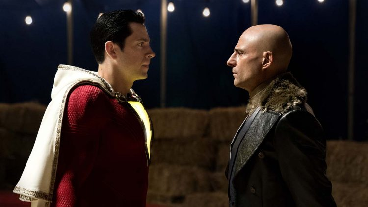 Find Out What Sivana Scene Was Added To 'Shazam!' At The Last Minute