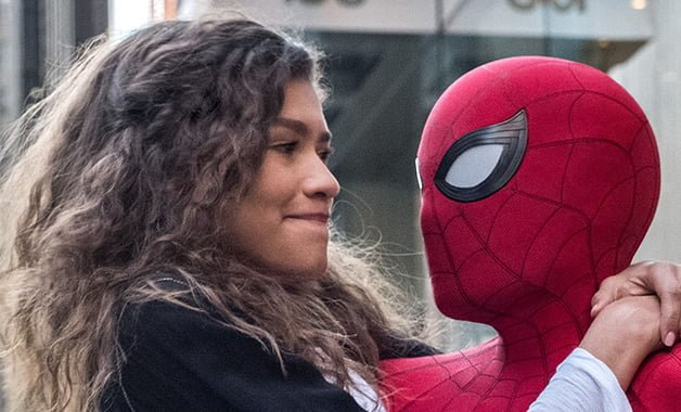 New 'Spider-Man: Far From Home' Clip: M.J. Knows!