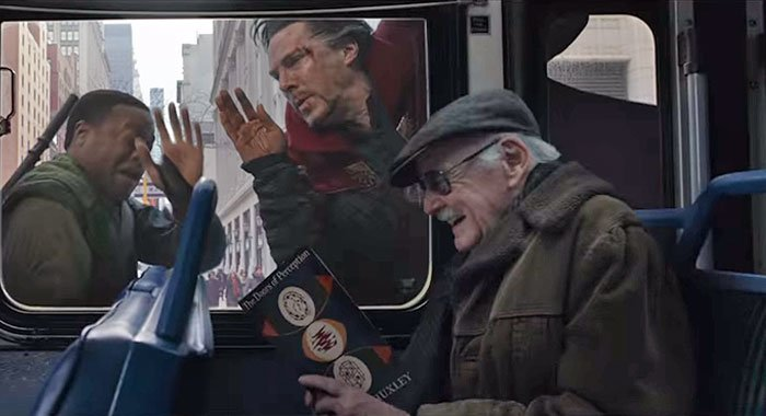 Sad News, True Believers: 'Avengers: Endgame' Includes The Last Stan Lee Cameo