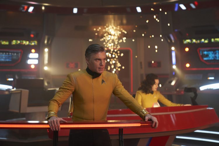 Photos, Video, And Synopsis For This Week's Episode Of 'Star Trek Discovery: Such Sweet Sorrow, Part 2'