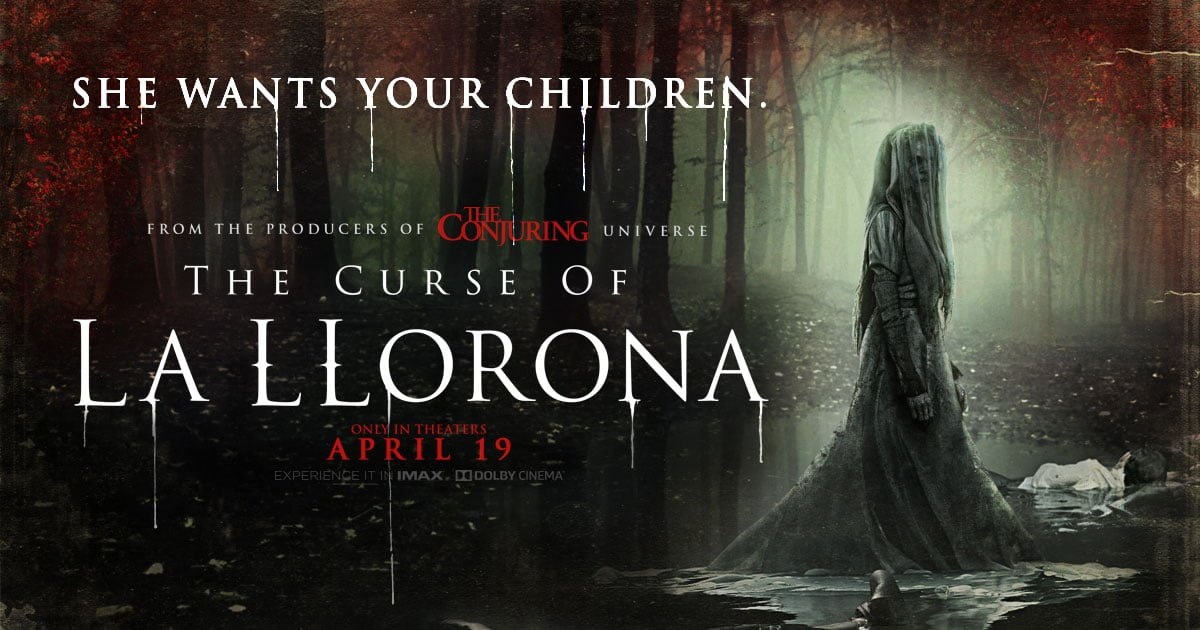 Weekend Box Office (4/19-4/21): 'The Curse Of La Llorona' Scares Its Way To The Top On A Slow Easter Weekend