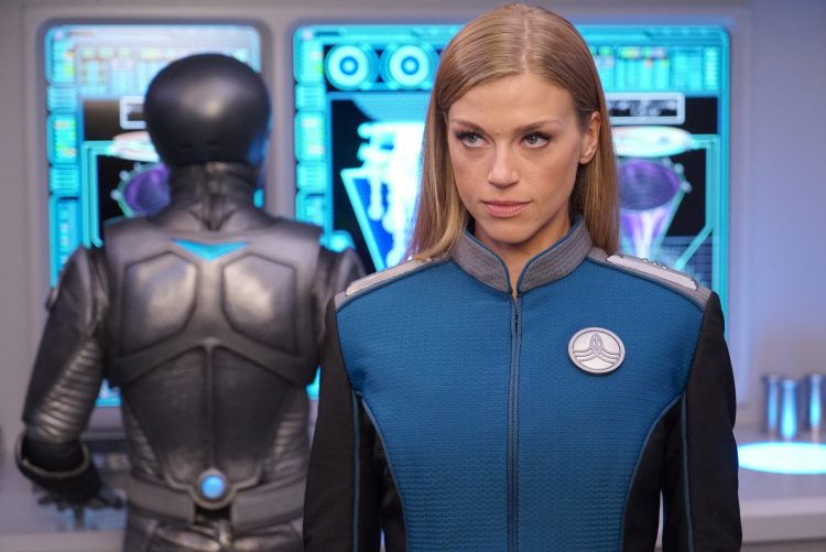 Photos, Video, And Synopsis For This Week's Episode Of 'The Orville: Tomorrow, And Tomorrow, And Tomorrow'