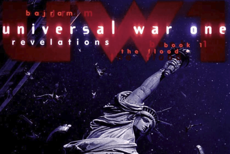 Comic Archive Universal War One