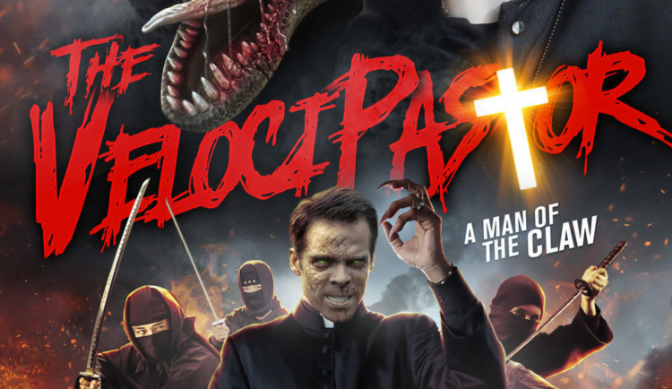 Jurassic Meets Theologic In The Trailer For The VelociPastor