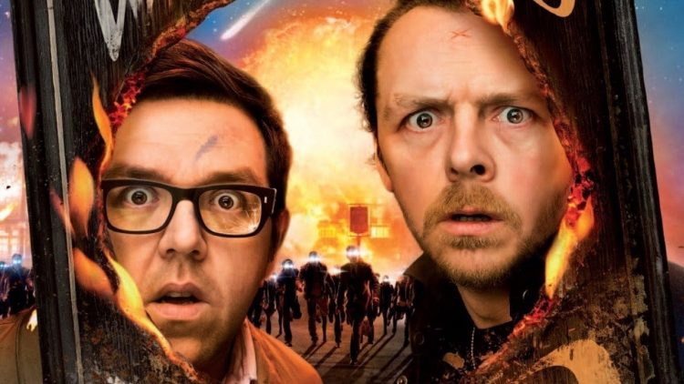 Simon Pegg And Nick Frost's Production Company Is Turning 'Rivers Of London' Into A TV Series