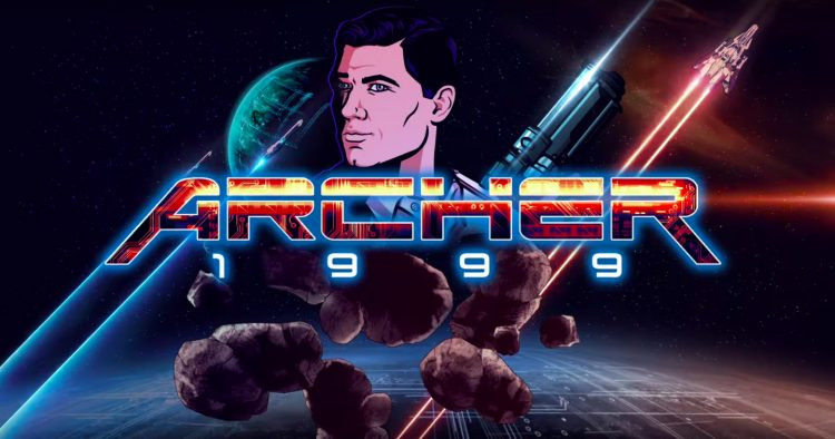 'Archer' Goes Full Sci-Fi For The Tenth Season Titled 'Archer: 1999'