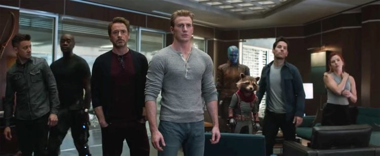 Avengers: Endgame Is Officially Rated PG-13
