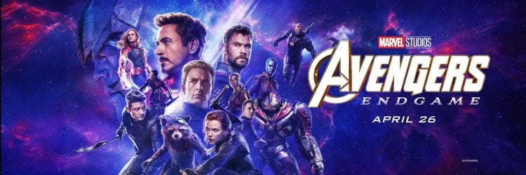 Celebrate 3 Weeks Until 'Avengers: Endgame' With A New Teaser
