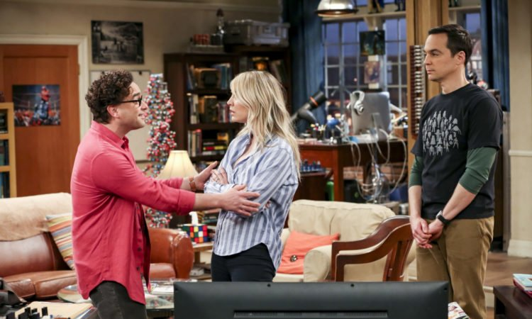 TV Review: 'The Big Bang Theory: The Decision Reverberation'