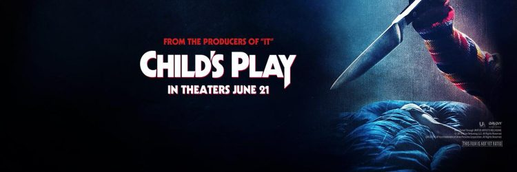 "It's ""Time To Play"" With The New 'Child's Play' Trailer And Poster"