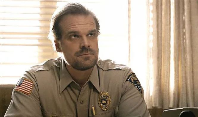 David Harbour Shares The Major Creative Influence Behind 'Stranger Things' Season 3