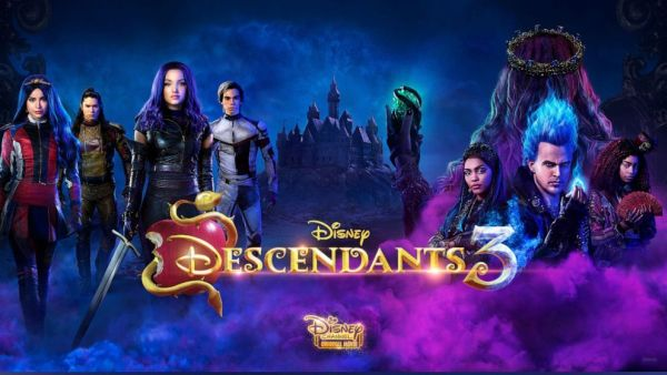 New VK Celia Cuts Loose In The Newest Trailer For Descendants 3