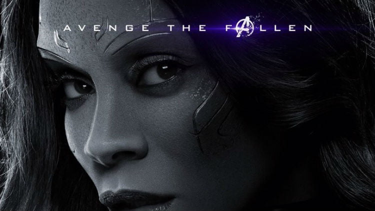 Zoe Saldana Explains Why She Doesn't Know The Answer About Gamora's Future
