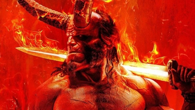 Movie Review: Hellboy (2019)