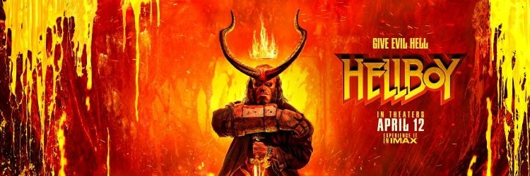 Eight Hellboy Character Posters Will Fire You Up For The Movie