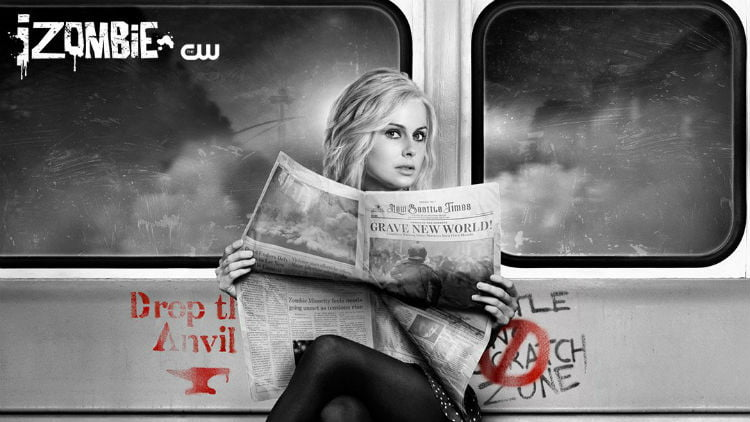 The CW Releases The Final Season Trailer For 'iZombie'