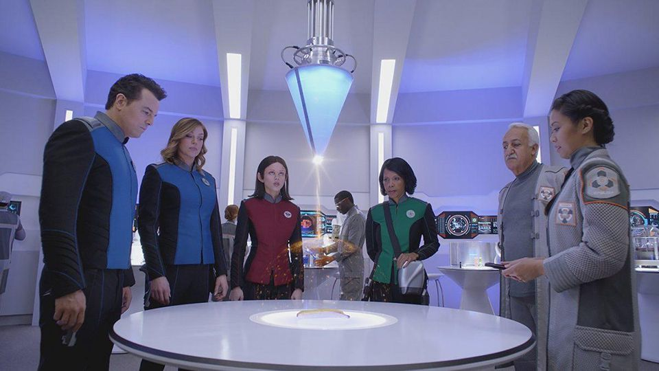 To Boldly Joke: Seth MacFarlane Talks Fine Line Between Comedy And Drama On The Orville