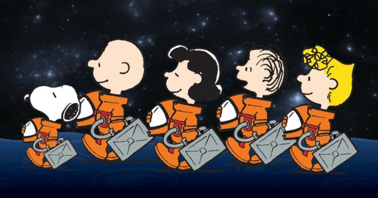 A New Documentary, 'Peanuts In Space: Secrets Of Apollo 10', Arrives On Apple TV In May