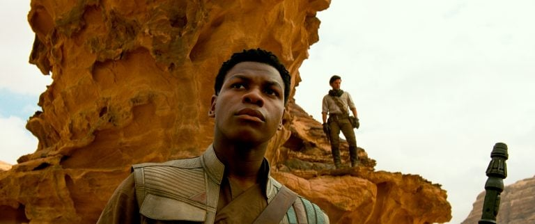 Is Finn Finished? John Boyega Thinks He's Done After 'Star Wars: The Rise Of Skywalker'