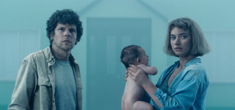 Here Is A First Look At Sci-Fi Thriller 'Vivarium' Starring Jesse Eisenberg And Imogen Poots