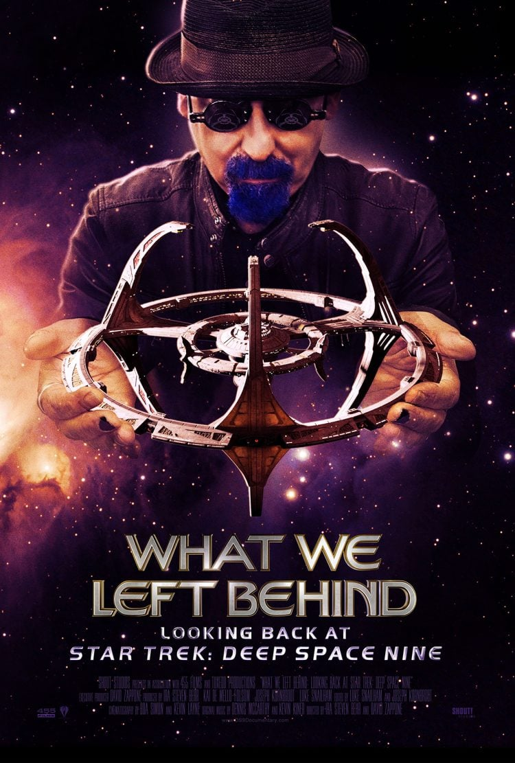 Trailer And Release Details Are Out For 'Star Trek: Deep Space Nine' Documentary 'What We Left Behind'