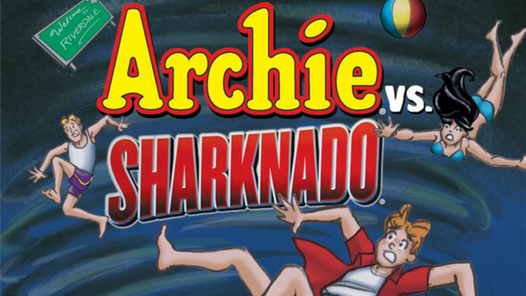 Comic Review: 'Archie vs. Sharknado' (2015)
