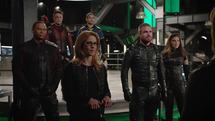 TV Review: 'Arrow: You Have Saved This City'