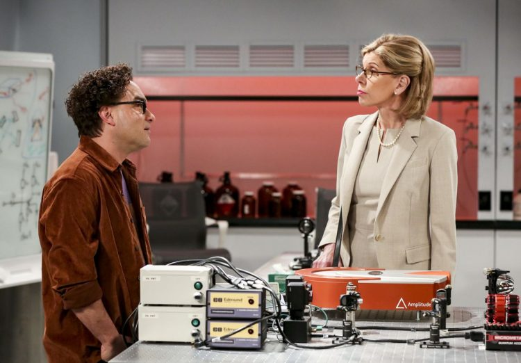TV Review: 'The Big Bang Theory: The Maternal Conclusion'