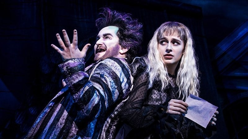 Beetlejuice The Musical Celebrates 8 Tony Award Nominations With A Live Performance On The Today Show Sciencefiction Com