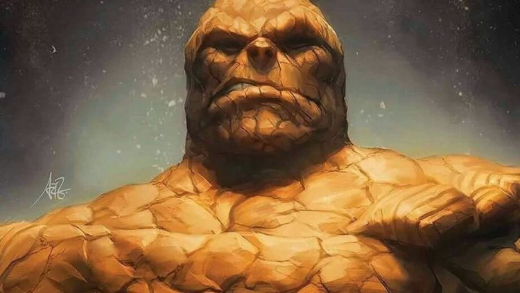 David Harbour Reportedly Teased That He Is Playing Ben Grimm/The Thing