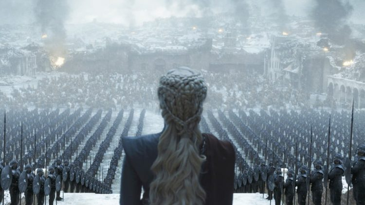 TV Review: 'Game of Thrones: The Iron Throne'