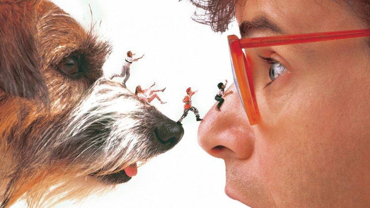 Josh Gad Is Reportedly Signed To Star In A Reboot Of 'Honey, I Shrunk The Kids'