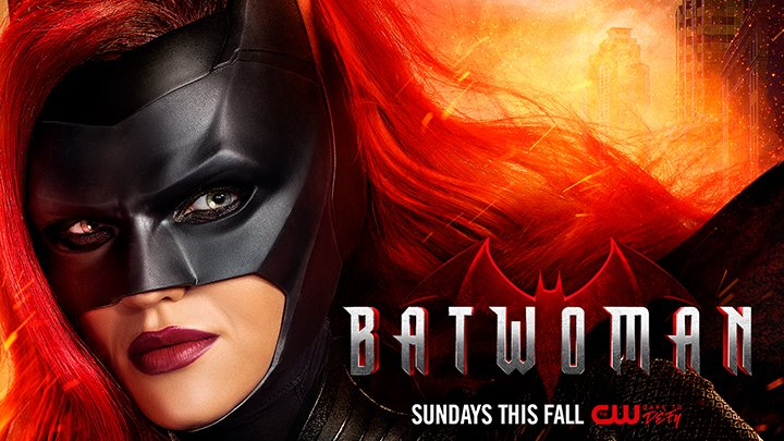 Ruby Rose as 'Batwoman'