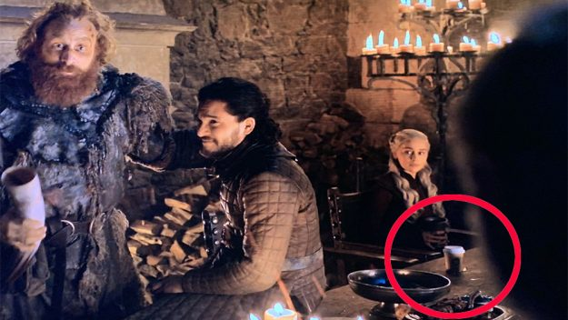 "Mourn Another 'Game Of Thrones' Passing As HBO Edits Out The Infamous ""Starbucks"" Cup"