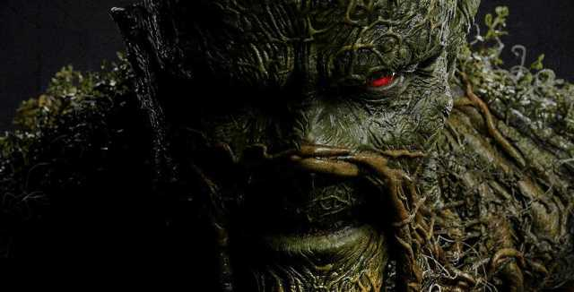 The Swamp Has Had Enough In This Trailer For 'Swamp Thing