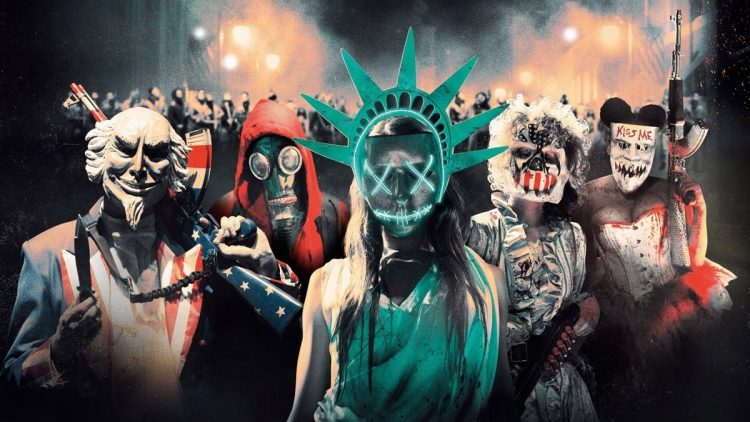 Universal Schedules The Fifth (And Final?) Film In 'The Purge' Franchise For Next July