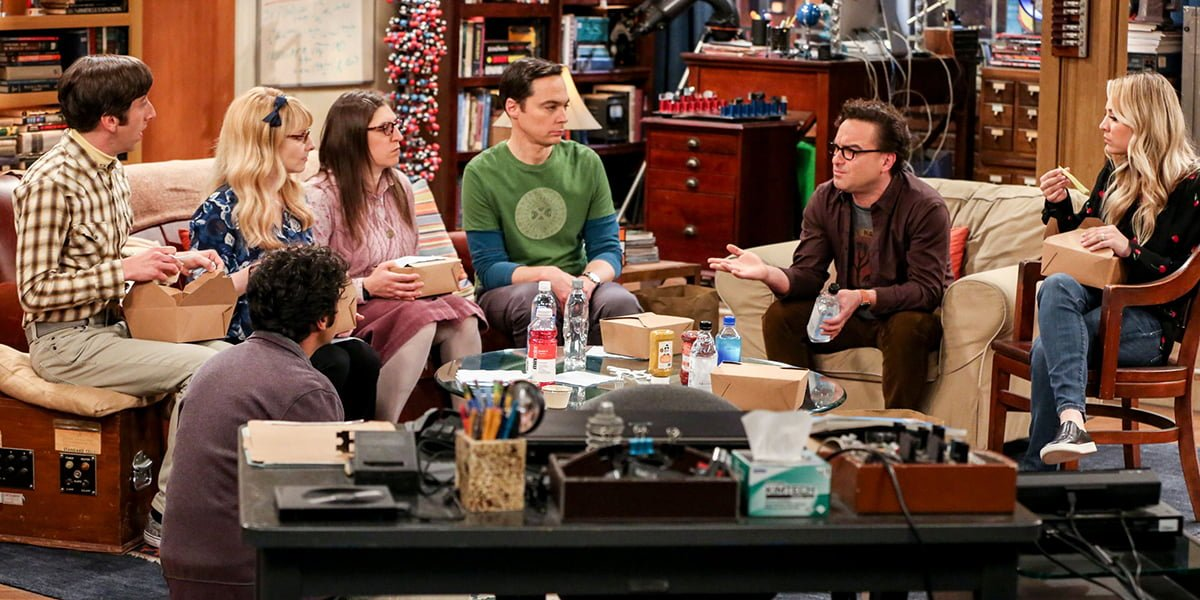 The Big Bang Theory: The Plagiarism Schism
