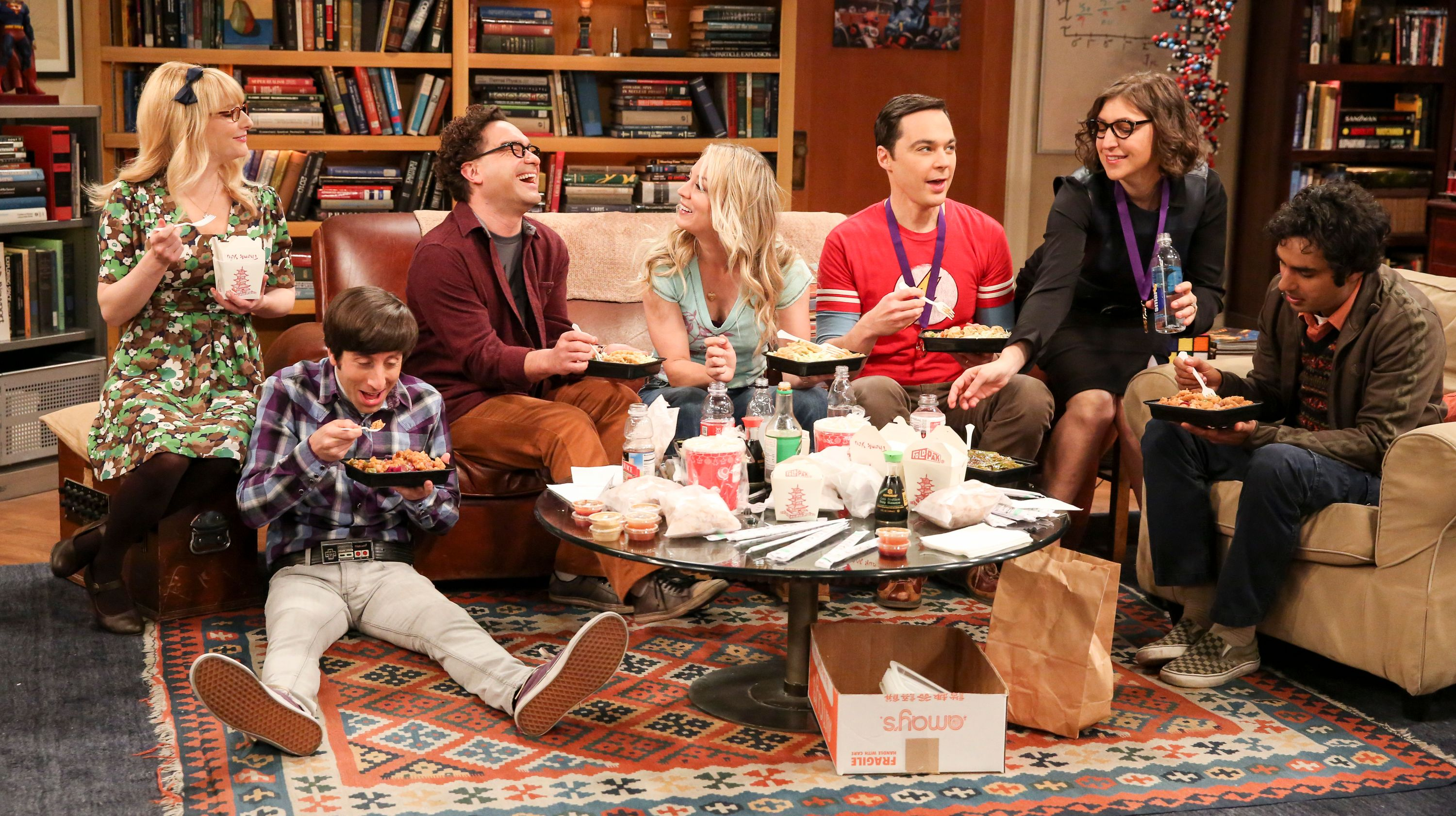 The Big Bang Theory SERIES FINALE