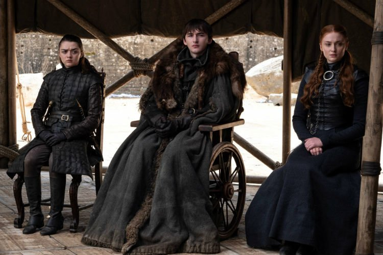 TV Review: Game of Thrones: The Iron Throne