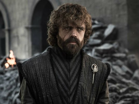 TV Review: Game of Thrones: The Iron Throne Tyrion