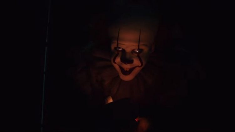 "Bill Skarsgård Warns That Pennywise Is ""Really Going After It"" In 'IT: Chapter Two'"