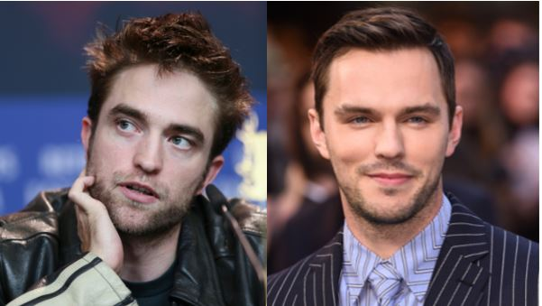robert patterson and nicholas hoult