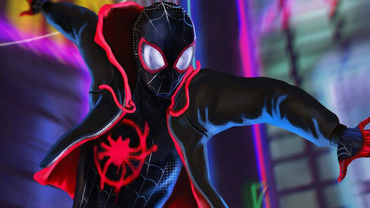 This Is When 'Spider-Man: Into The Spider-Verse' Will Swing Onto Netflix