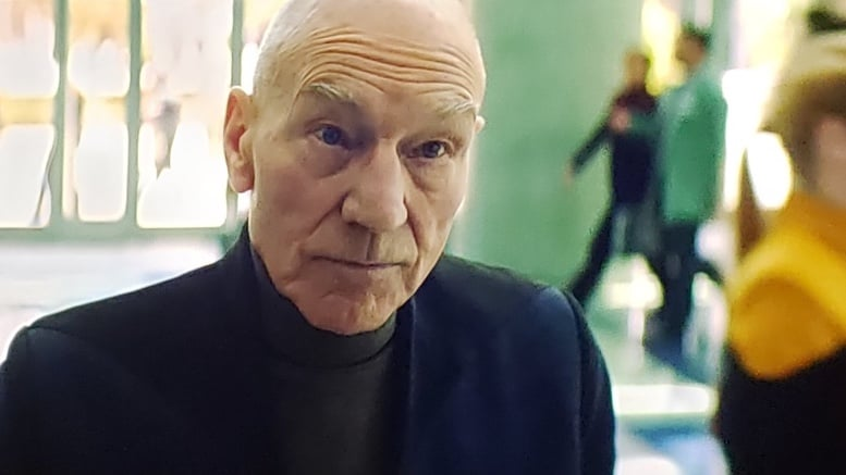 star trek picard first look
